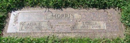 MORRIS, ALVA E - Marion County, Oregon | ALVA E MORRIS - Oregon Gravestone Photos