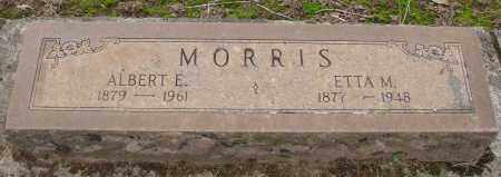 MORRIS, ALBERT E - Marion County, Oregon | ALBERT E MORRIS - Oregon Gravestone Photos
