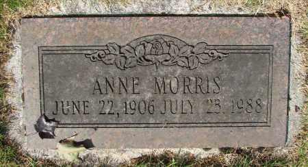 MORRIS, ANNE - Marion County, Oregon   ANNE MORRIS - Oregon Gravestone Photos