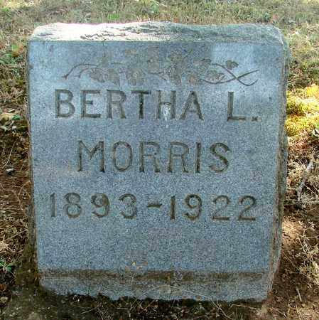 MORRIS, BERTHA LOUISE - Marion County, Oregon   BERTHA LOUISE MORRIS - Oregon Gravestone Photos