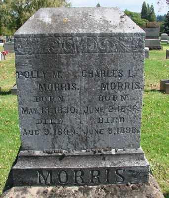 PALMER MORRIS, POLLY MARIAN - Marion County, Oregon | POLLY MARIAN PALMER MORRIS - Oregon Gravestone Photos