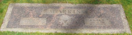 MORRIS, LAURA ESTELLA - Marion County, Oregon | LAURA ESTELLA MORRIS - Oregon Gravestone Photos