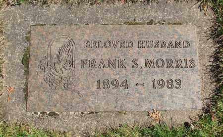 MORRIS, FRANK S - Marion County, Oregon | FRANK S MORRIS - Oregon Gravestone Photos