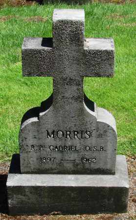 MORRIS, GABRIEL - Marion County, Oregon | GABRIEL MORRIS - Oregon Gravestone Photos