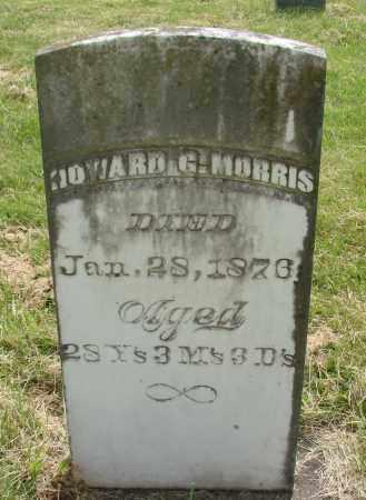 MORRIS, HOWARD G - Marion County, Oregon | HOWARD G MORRIS - Oregon Gravestone Photos