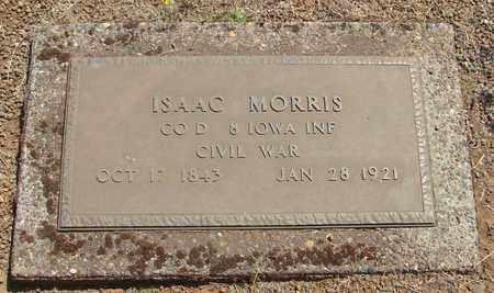 MORRIS, ISAAC - Marion County, Oregon | ISAAC MORRIS - Oregon Gravestone Photos