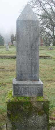 MORRIS, J H - Marion County, Oregon | J H MORRIS - Oregon Gravestone Photos