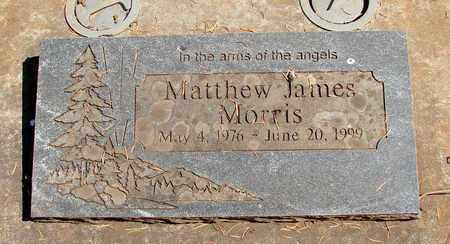 MORRIS, MATTHEW JAMES - Marion County, Oregon | MATTHEW JAMES MORRIS - Oregon Gravestone Photos