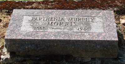 MORRIS, PARTHENIA LINNIE - Marion County, Oregon | PARTHENIA LINNIE MORRIS - Oregon Gravestone Photos