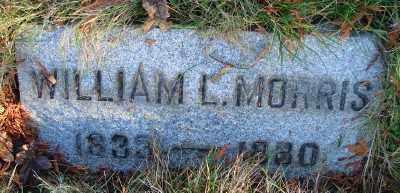 MORRIS, WILLIAM L - Marion County, Oregon | WILLIAM L MORRIS - Oregon Gravestone Photos
