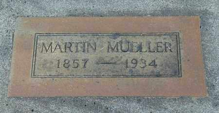 MUELLER, MARTIN - Marion County, Oregon | MARTIN MUELLER - Oregon Gravestone Photos