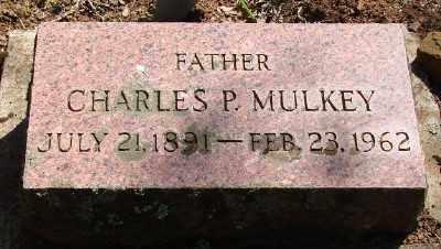 MULKEY, CHARLES PALGRIFF - Marion County, Oregon | CHARLES PALGRIFF MULKEY - Oregon Gravestone Photos