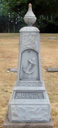 MULKEY, THERSIA - Marion County, Oregon | THERSIA MULKEY - Oregon Gravestone Photos