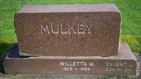 WELCH, WILLETTA MAY - Marion County, Oregon | WILLETTA MAY WELCH - Oregon Gravestone Photos