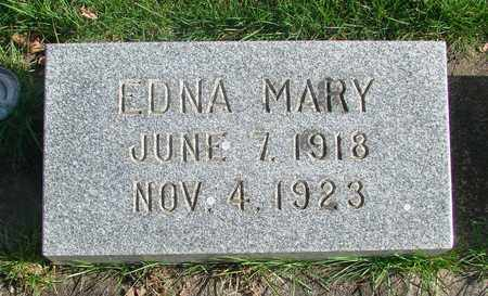 MULKEY, EDNA MARY - Marion County, Oregon | EDNA MARY MULKEY - Oregon Gravestone Photos