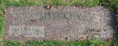 MULKEY, JAMES W - Marion County, Oregon | JAMES W MULKEY - Oregon Gravestone Photos