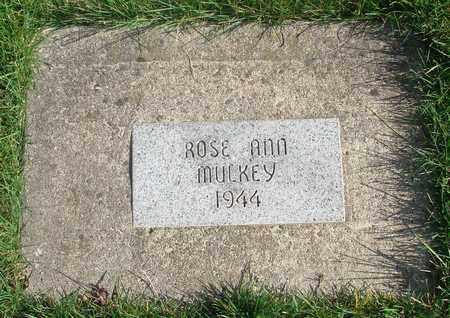 MULKEY, ROSE ANN - Marion County, Oregon | ROSE ANN MULKEY - Oregon Gravestone Photos