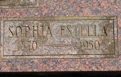 RICHES MULKEY, SOPHIA ESTELLA - Marion County, Oregon | SOPHIA ESTELLA RICHES MULKEY - Oregon Gravestone Photos