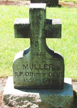MULLER, OTHMAR - Marion County, Oregon | OTHMAR MULLER - Oregon Gravestone Photos