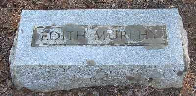MURPHY, EDITH - Marion County, Oregon | EDITH MURPHY - Oregon Gravestone Photos