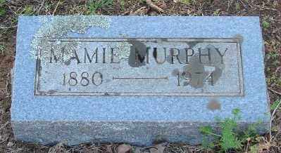 MURPHY, MAMIE VIOLET - Marion County, Oregon | MAMIE VIOLET MURPHY - Oregon Gravestone Photos