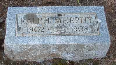 MURPHY, RALPH MALCOLM - Marion County, Oregon | RALPH MALCOLM MURPHY - Oregon Gravestone Photos