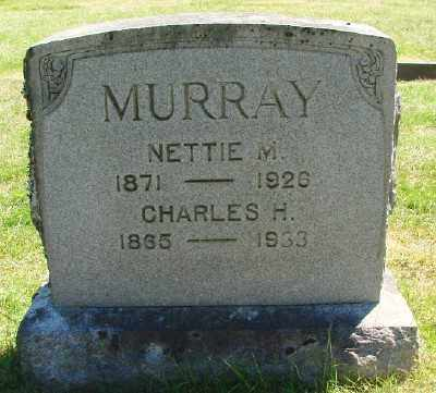 COLE MURRAY, NETTIE MAY - Marion County, Oregon | NETTIE MAY COLE MURRAY - Oregon Gravestone Photos