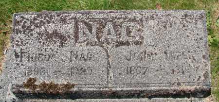 NAG, FRIEDA - Marion County, Oregon | FRIEDA NAG - Oregon Gravestone Photos
