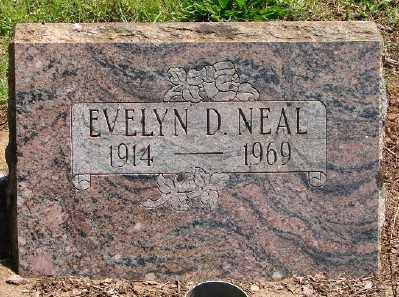 NEAL, EVELYN GRACE - Marion County, Oregon | EVELYN GRACE NEAL - Oregon Gravestone Photos