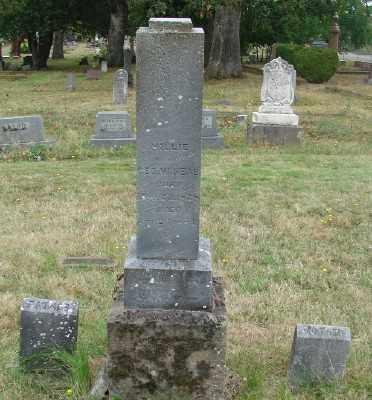 STEPHENSON NEAL, MILLIE A - Marion County, Oregon | MILLIE A STEPHENSON NEAL - Oregon Gravestone Photos