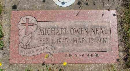 NEAL, MICHAEL OWEN - Marion County, Oregon | MICHAEL OWEN NEAL - Oregon Gravestone Photos