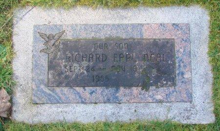 NEAL, RICHARD EARL - Marion County, Oregon | RICHARD EARL NEAL - Oregon Gravestone Photos