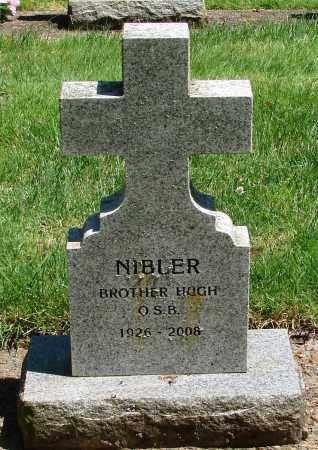 NIBLER, HUGH - Marion County, Oregon | HUGH NIBLER - Oregon Gravestone Photos