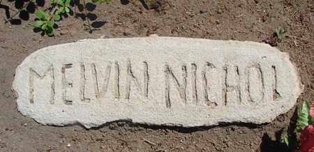 NICHOL (WWII), MELVIN G - Marion County, Oregon   MELVIN G NICHOL (WWII) - Oregon Gravestone Photos