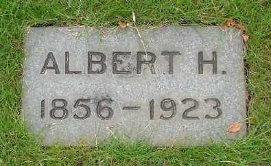 OHLER, ALBERT H - Marion County, Oregon | ALBERT H OHLER - Oregon Gravestone Photos