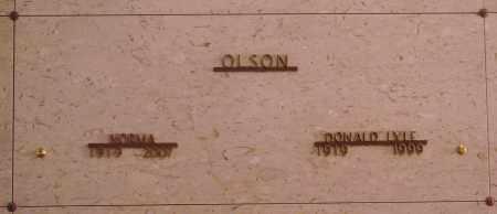 OLSON, NORMA - Marion County, Oregon | NORMA OLSON - Oregon Gravestone Photos