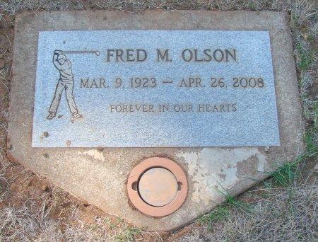 OLSON, FRED MERLE - Marion County, Oregon | FRED MERLE OLSON - Oregon Gravestone Photos