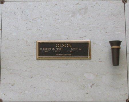 OLSON, JUDITH A - Marion County, Oregon | JUDITH A OLSON - Oregon Gravestone Photos