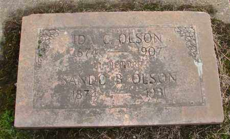 OLSON, SANDO B - Marion County, Oregon | SANDO B OLSON - Oregon Gravestone Photos