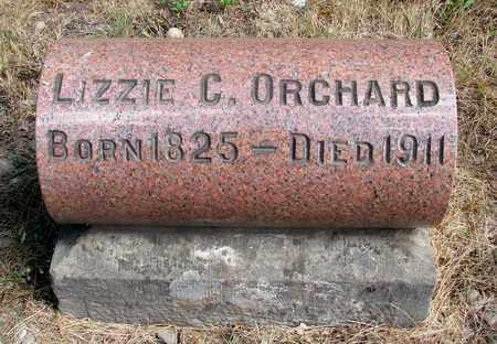 ORCHARD, ELIZABETH C - Marion County, Oregon | ELIZABETH C ORCHARD - Oregon Gravestone Photos