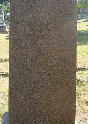 PALMER, JOHN - Marion County, Oregon | JOHN PALMER - Oregon Gravestone Photos