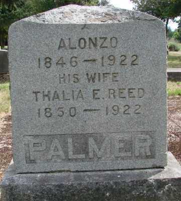 PALMER, THALIA ELIZABETH - Marion County, Oregon | THALIA ELIZABETH PALMER - Oregon Gravestone Photos