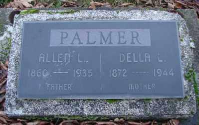 PALMER, ALLEN L - Marion County, Oregon   ALLEN L PALMER - Oregon Gravestone Photos