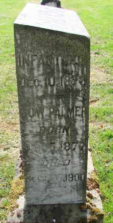 PALMER, DOW FOX - Marion County, Oregon | DOW FOX PALMER - Oregon Gravestone Photos