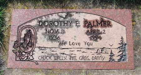 PALMER, DOROTHY E - Marion County, Oregon | DOROTHY E PALMER - Oregon Gravestone Photos