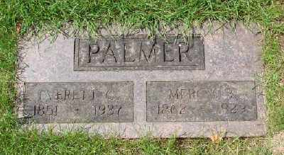 PALMER, EVERETT C - Marion County, Oregon | EVERETT C PALMER - Oregon Gravestone Photos