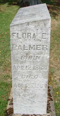 PALMER, FLORA E - Marion County, Oregon | FLORA E PALMER - Oregon Gravestone Photos