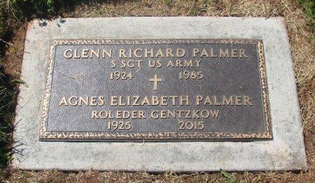 PALMER, AGNES ELIZABETH - Marion County, Oregon | AGNES ELIZABETH PALMER - Oregon Gravestone Photos