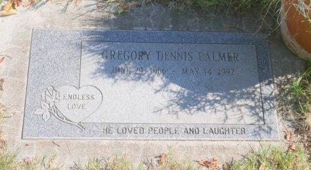 PALMER, GREGORY DENNIS - Marion County, Oregon | GREGORY DENNIS PALMER - Oregon Gravestone Photos
