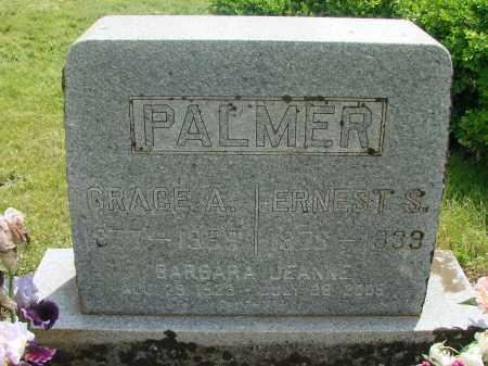 RUBLE PALMER, GRACE A - Marion County, Oregon | GRACE A RUBLE PALMER - Oregon Gravestone Photos